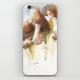 Countryside Nap iPhone Skin