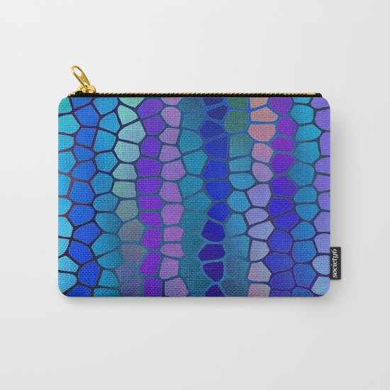 Pattern - Mosaic 3 Carry-All Pouch