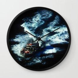 Big Wake Wall Clock