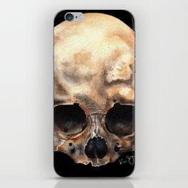 Alas, Poor Yorick! iPhone Skin