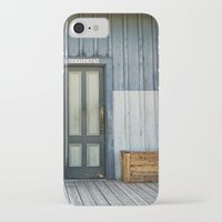 bathroom iPhone & iPod Cases featuring Bathroom Doors by Agrofilms