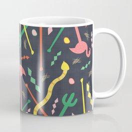 MCM Swizzle Coffee Mug