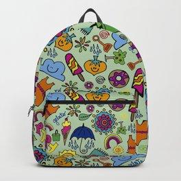Doodles summer Backpack