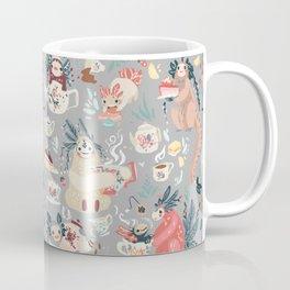 Tea Spirit pattern Coffee Mug