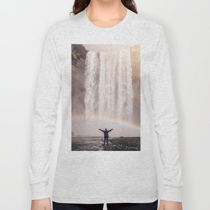 Waterfallust Long Sleeve T-shirt