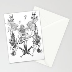 The Other Side (Grey) Stationery Cards