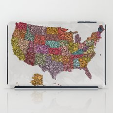 Home of the brave iPad Case