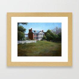 The Carnton Plantation Framed Art Print