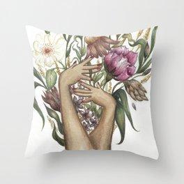 Autoamor Throw Pillow