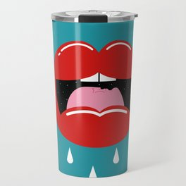Sleep in your mouth Travel Mug