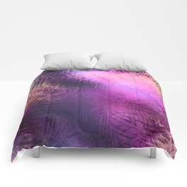 Glazed in Pink Comforters