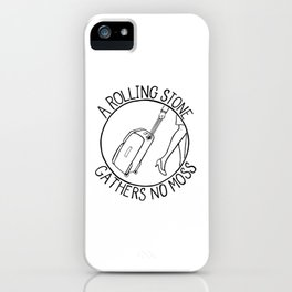 Rolling Stone iPhone Case