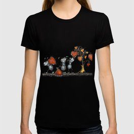 Slaves of love T-shirt