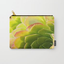 BEAUTIFUL SUCCULENT Carry-All Pouch