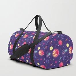 fantasy galaxy Duffle Bag