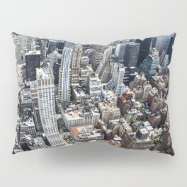Built up Area Pillow Sham