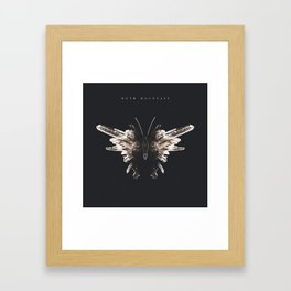 'Moth Mountain' Album Cover  Framed Art Print
