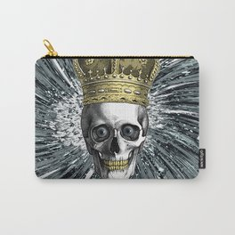 The Whole World or Nothing Carry-All Pouch