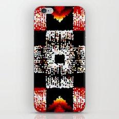 4 Winds and Fire iPhone & iPod Skin
