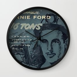 TOONS VINTAGE Wall Clock
