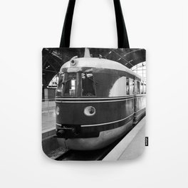 Alter Zug, old train Tote Bag