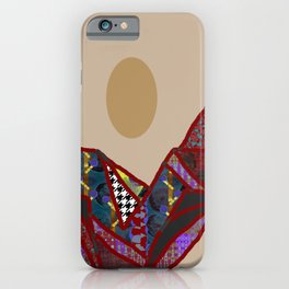 HIGH FASHION OUTFIT TTY N24 iPhone Case