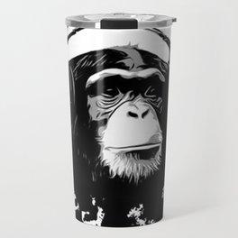 The Monkey Business Travel Mug
