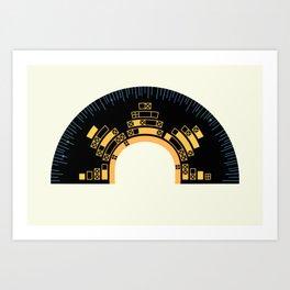 kokoshnik Art Print
