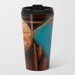 Take A Boy Fishing Travel Mug