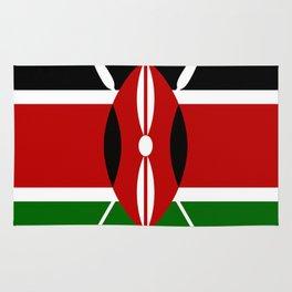 Flag: Kenya Rug