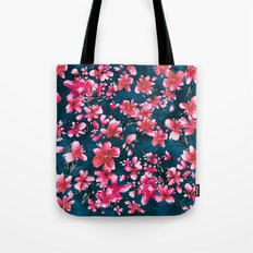 Red Moods Tote Bag