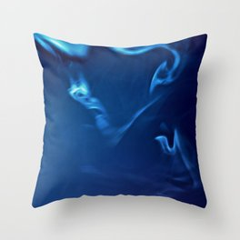 Abstract Deconstructing Y Throw Pillow