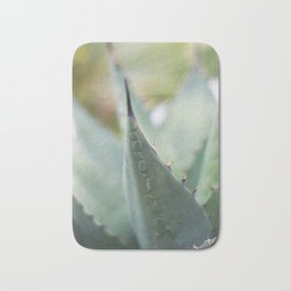 Agave Patterns Bath Mat