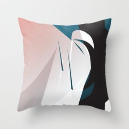 9219 Throw Pillow
