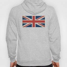 Union Jack UK Flag Hoody