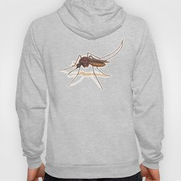 Mosquito by Lars Furtwaengler | Colored Pencil / Pastel Pencil | 2014 Hoody