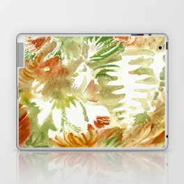 Indian Summer Watercolor Laptop & iPad Skin