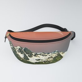 Summer House Fanny Pack