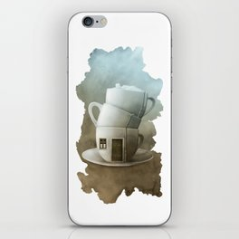 Home sweet Home iPhone Skin