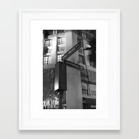 singapore Framed Art Prints featuring @ Singapore by conrad joson