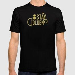 Stay Golden T-shirt