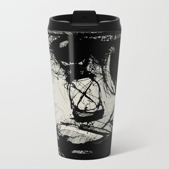 Top Secret Metal Travel Mug