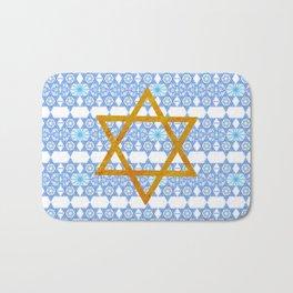 Happy Chanukah! Bath Mat
