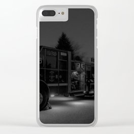 Station 6 Clear iPhone Case