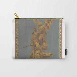 Golden gladiator Carry-All Pouch