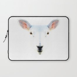 The White Sheep By Sharon Cummings Laptop Sleeve