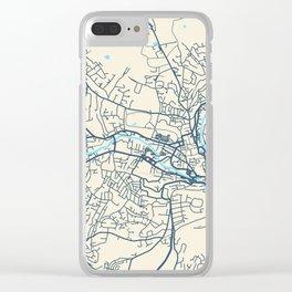 Bath Clear iPhone Case