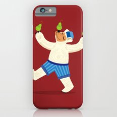 A Bear With Pears (colour variation) Slim Case iPhone 6s