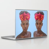 goddess Laptop & iPad Skins featuring Goddess by Grace Teaney Art