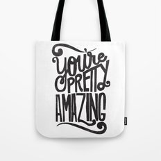 YOU'RE AMAZING Tote Bag